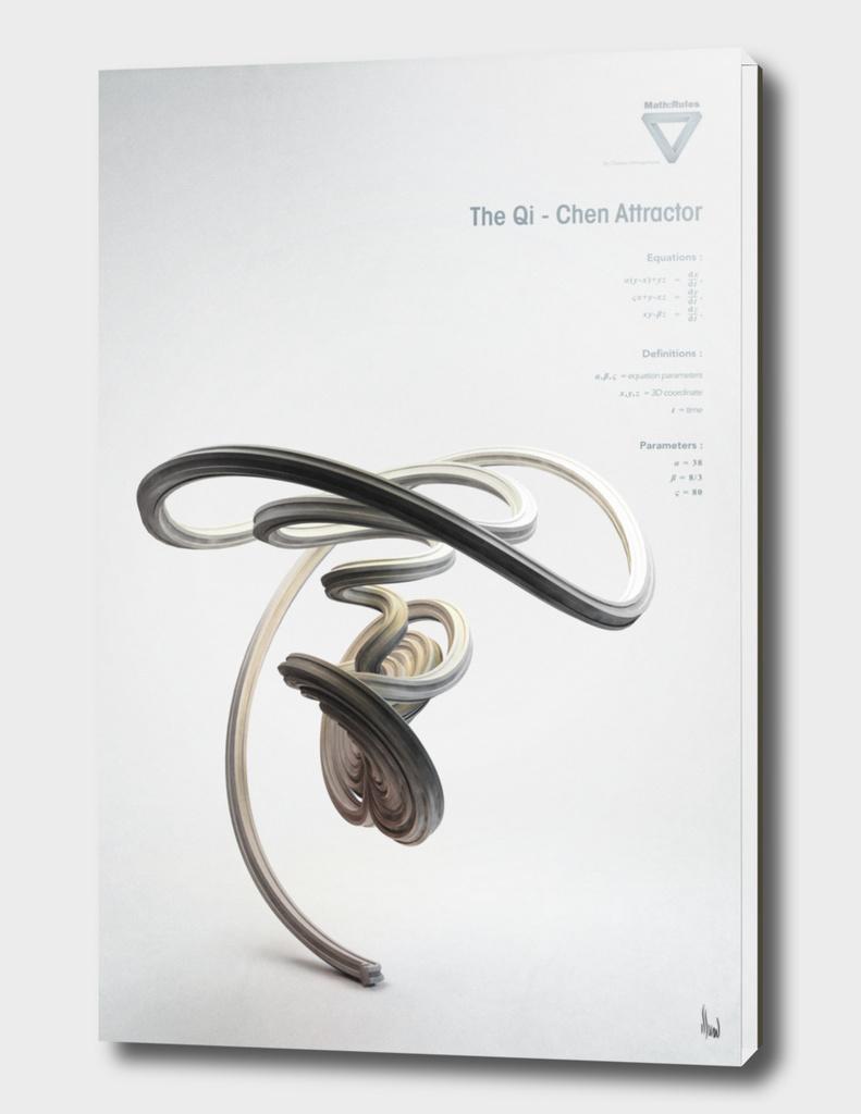 The Qi-Chen Attractor