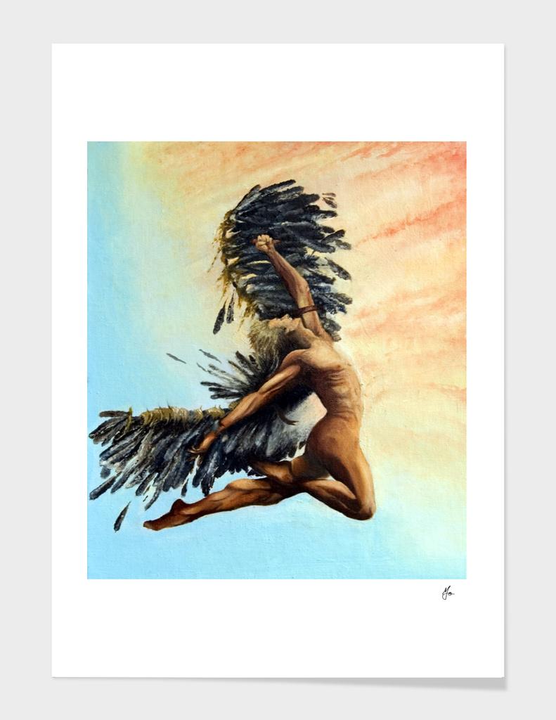 Icarus Descending