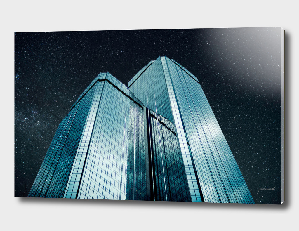 City of glass (1983)