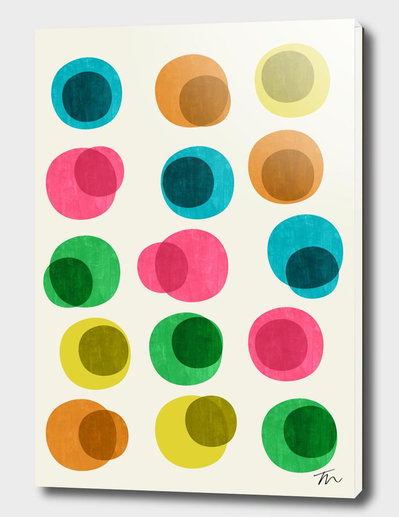 An Array of Circles