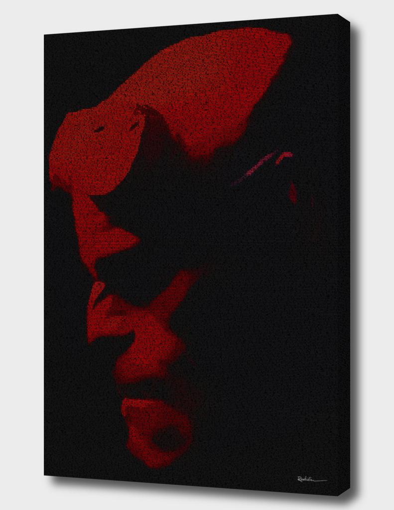 Hellboy Screenplay Print