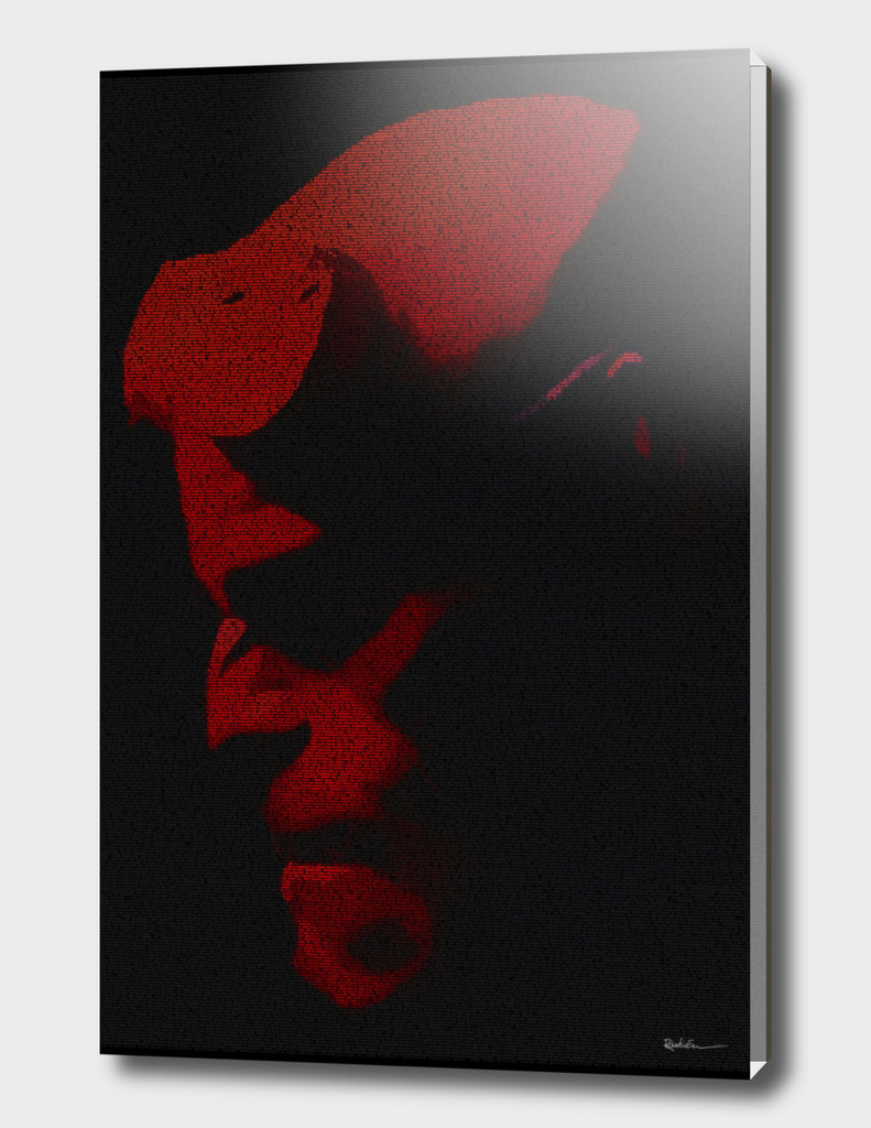 Hellboy Screenplay Print