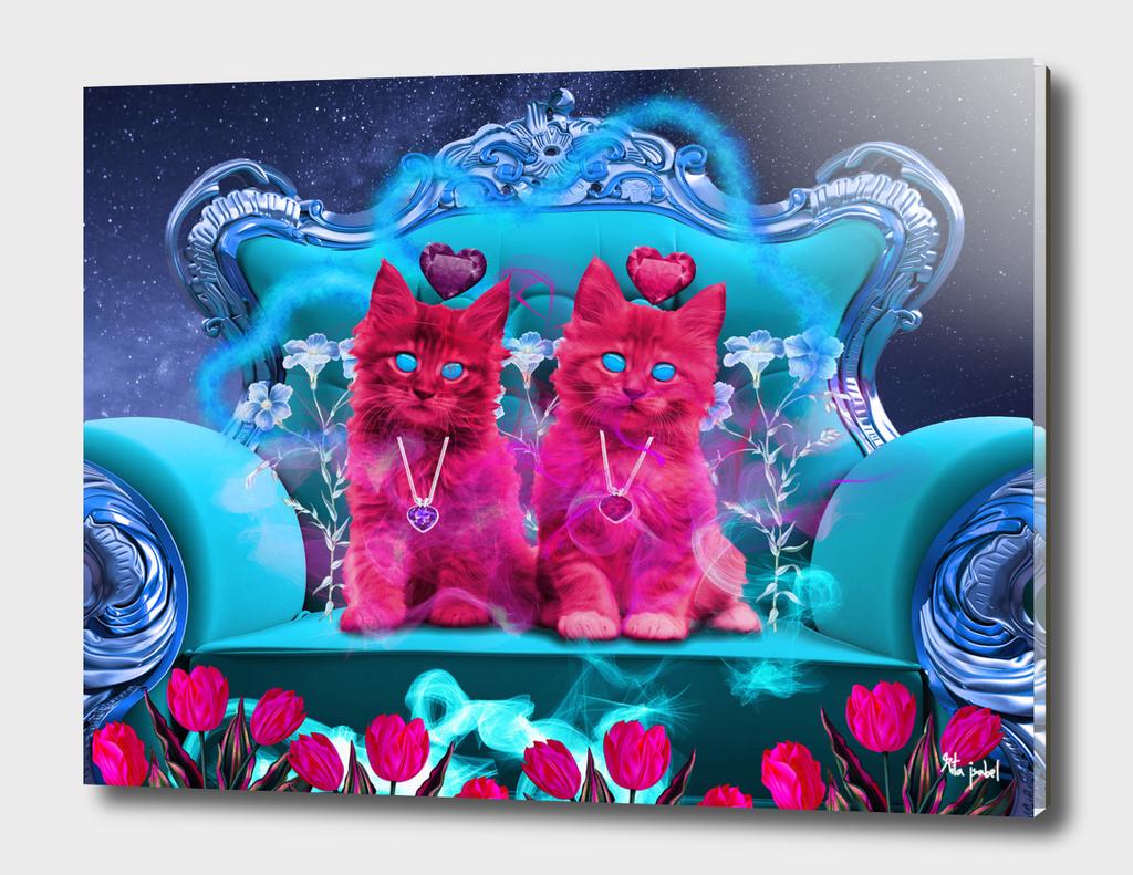 The Heart Kittens