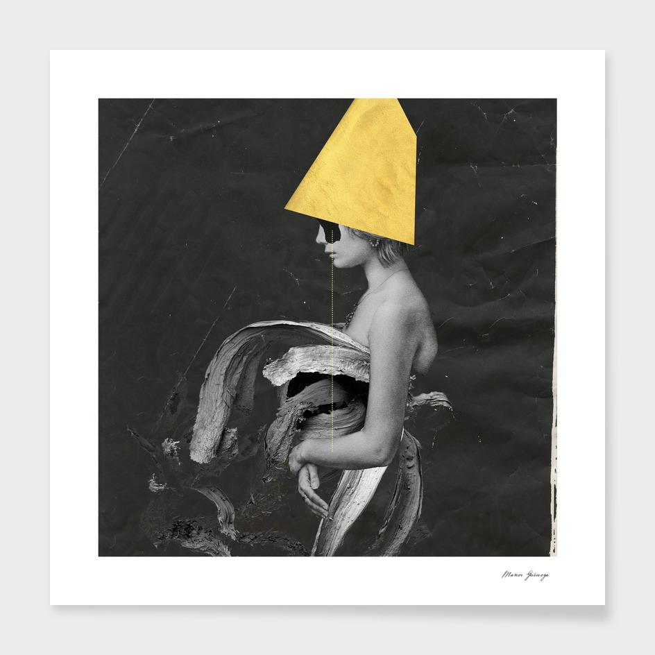 sadness in yellow