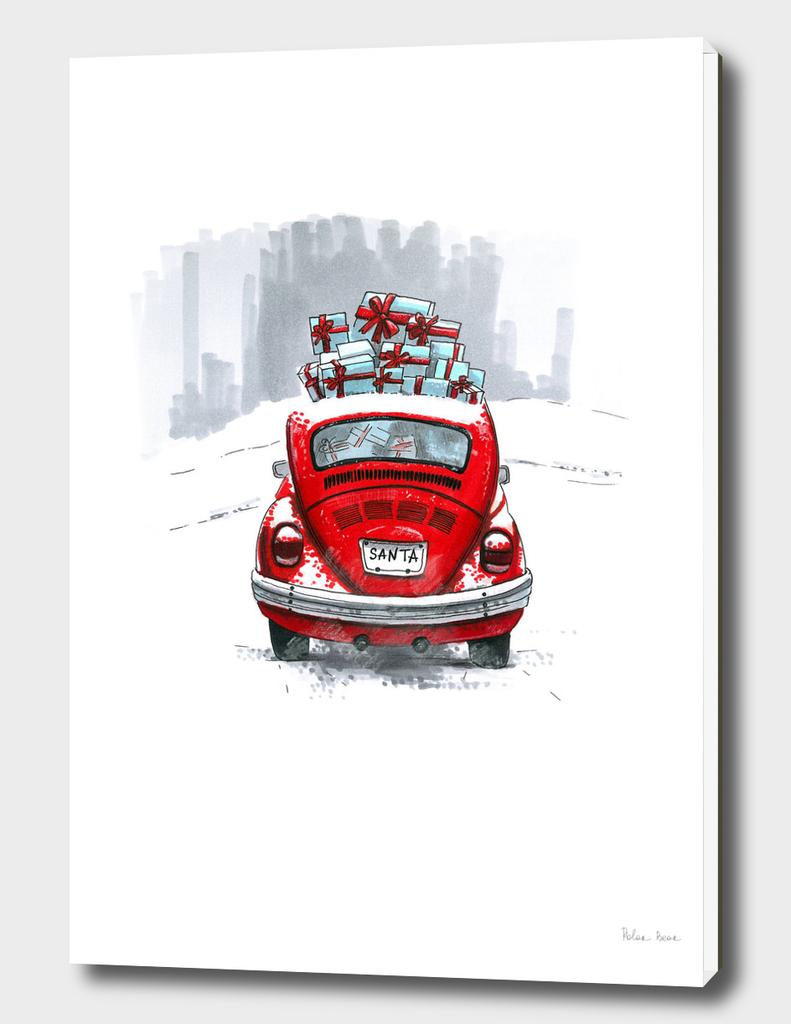 Santa's Car