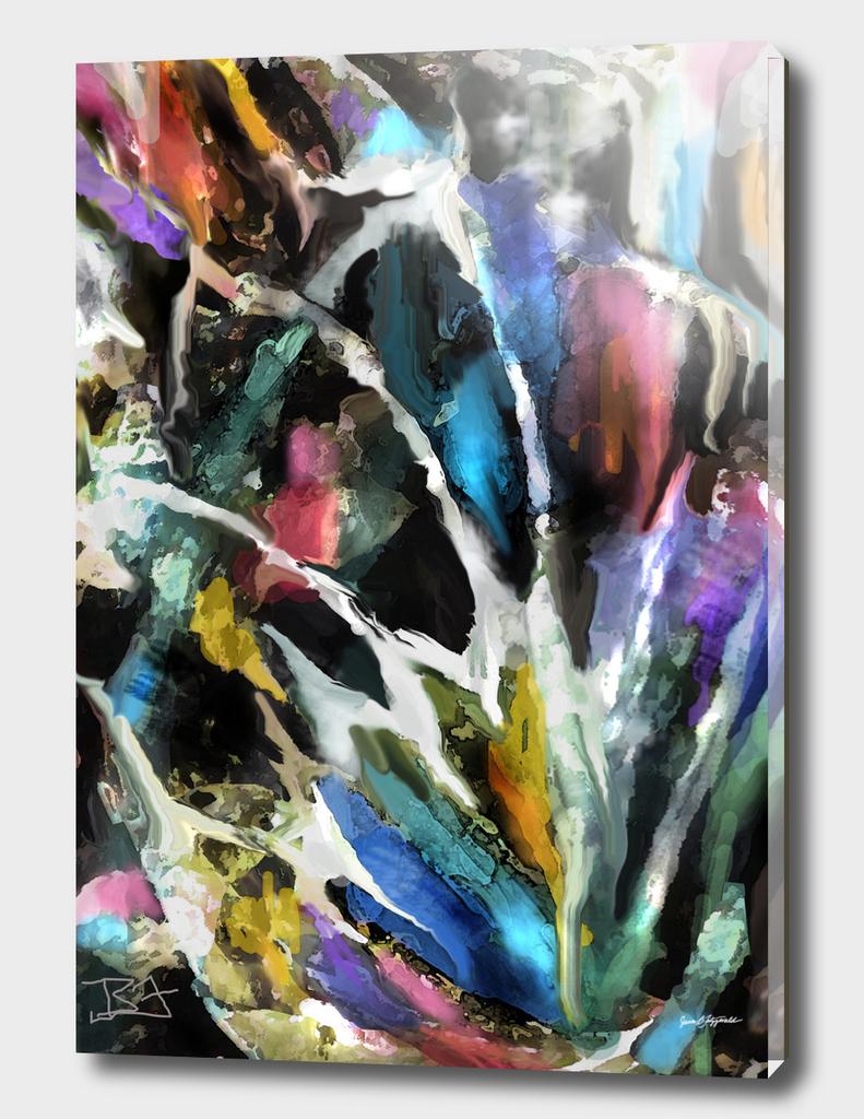Flower Nebula - detail
