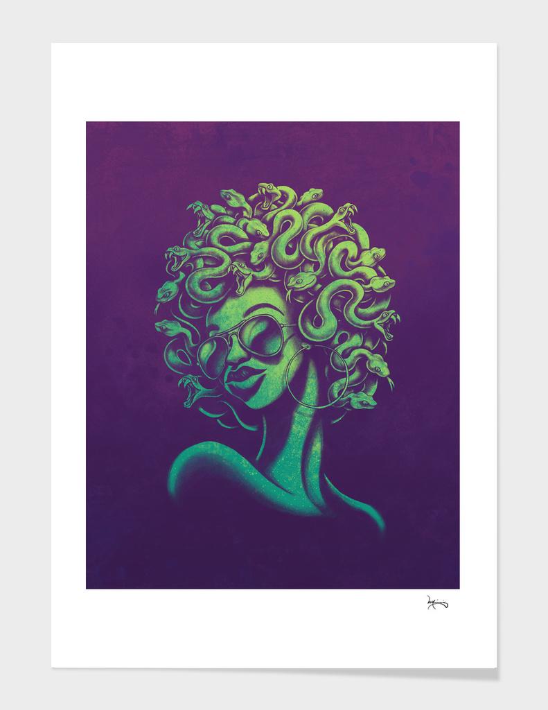 Funky Medusa