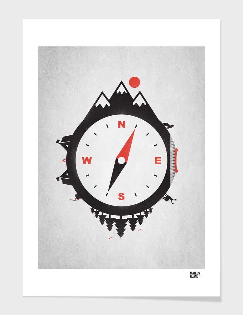 Adventure Compass