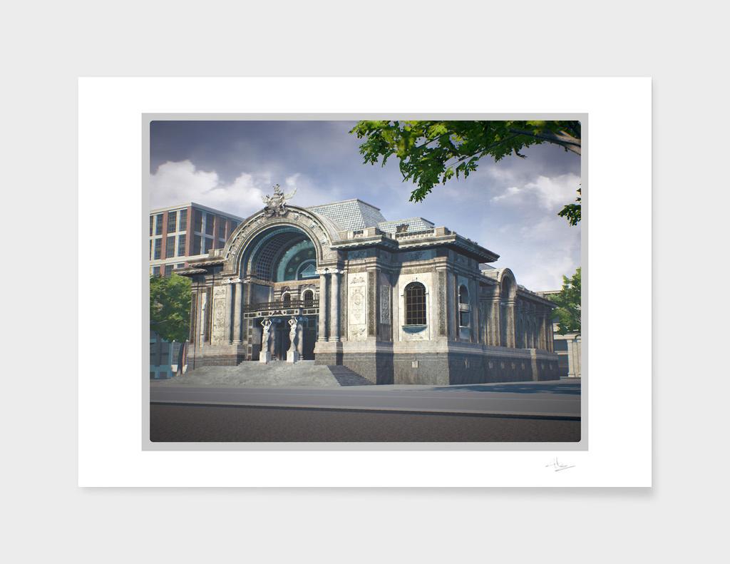 Municipal Theatre, Ho Chi Minh City