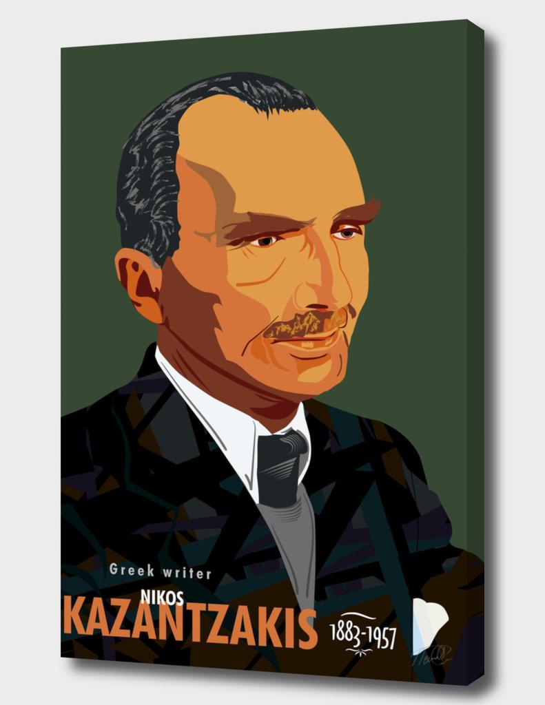 Kazantzakis Nikos, Greek Writer