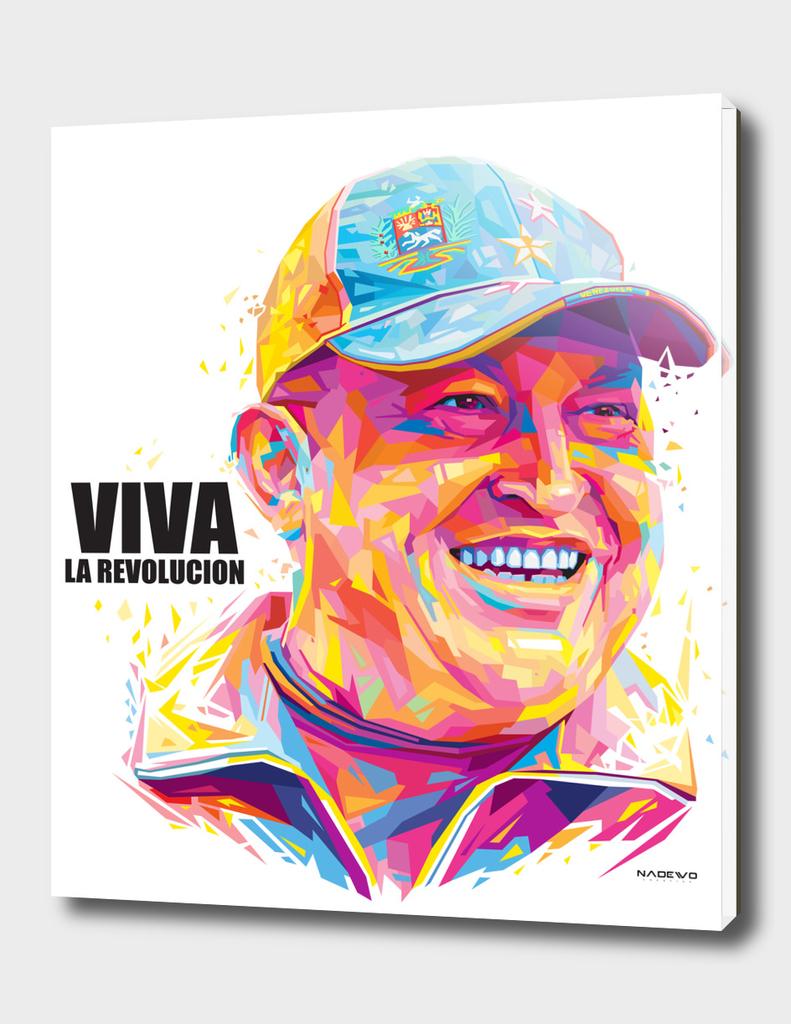 Viva La Revolucion (White Edition)
