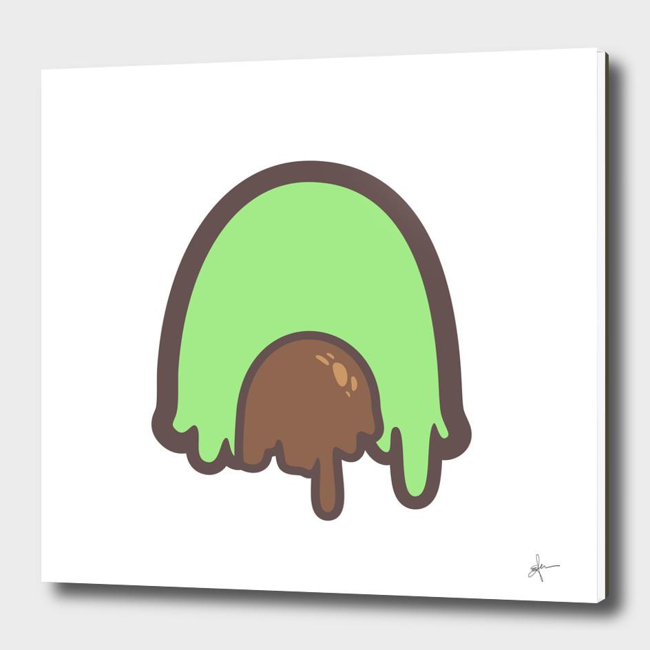 avocado drip