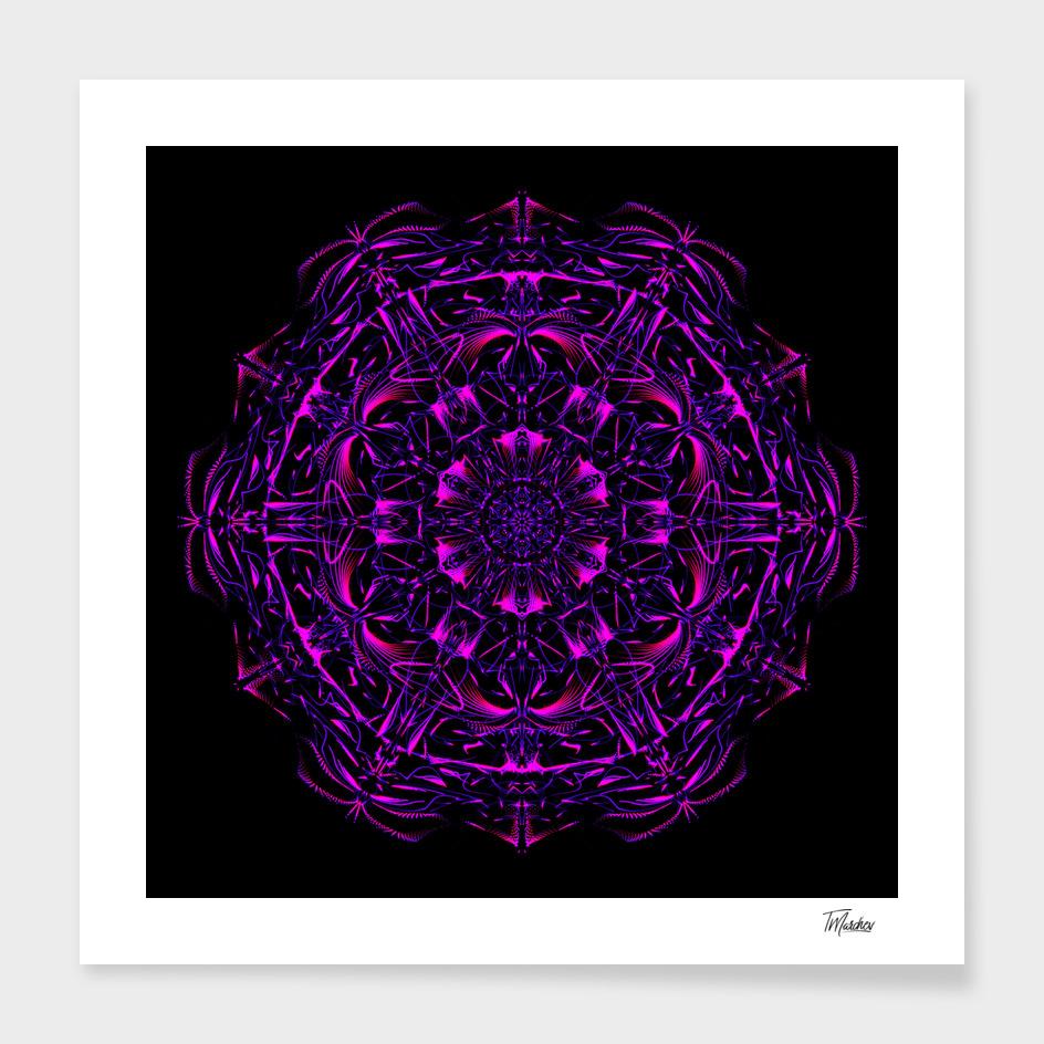 Abstract Mandala IV