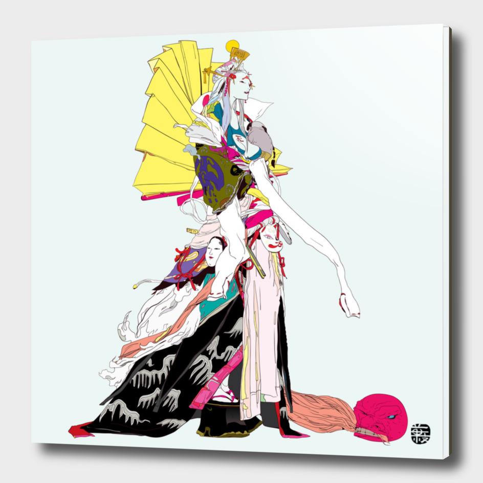地獄大夫-極雅 - JIGOKUDAYU-GOKUMIYABI