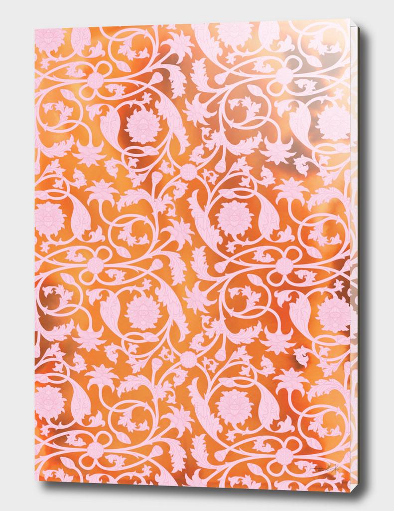 Pink Lotus Pattern