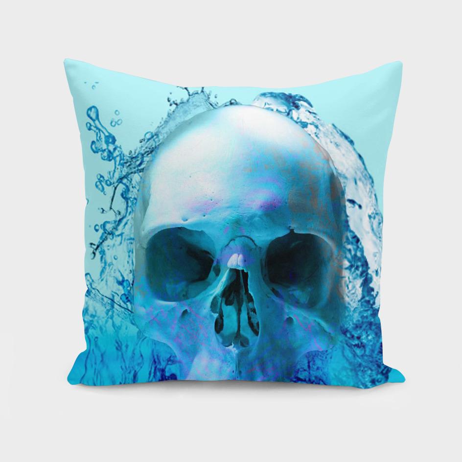 Skull in Water
