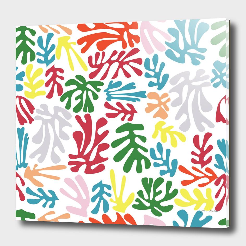 Matisse pattern 004