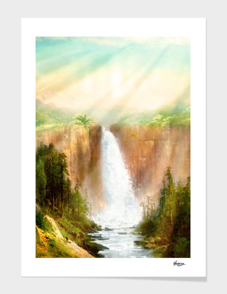 Beyond the Waterfall