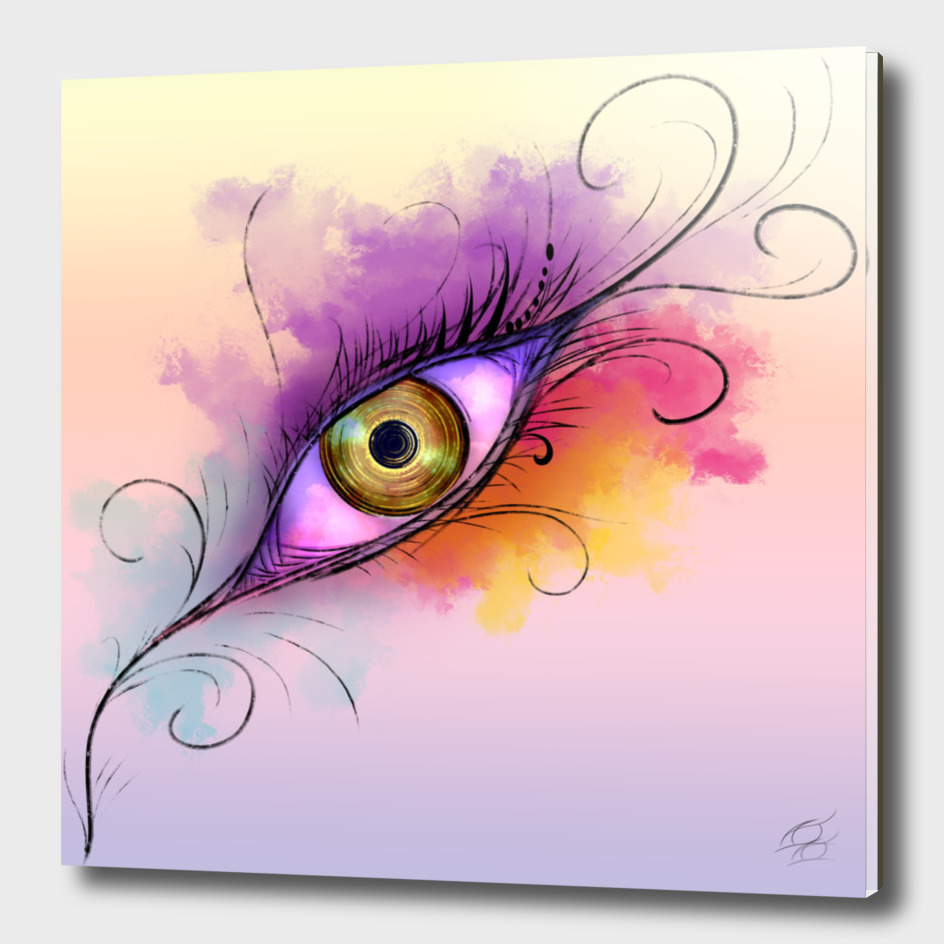 Feather Eye