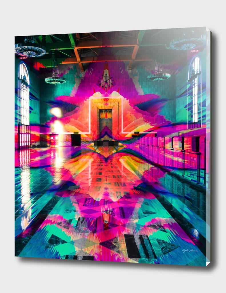 Union Station Los Angeles Art