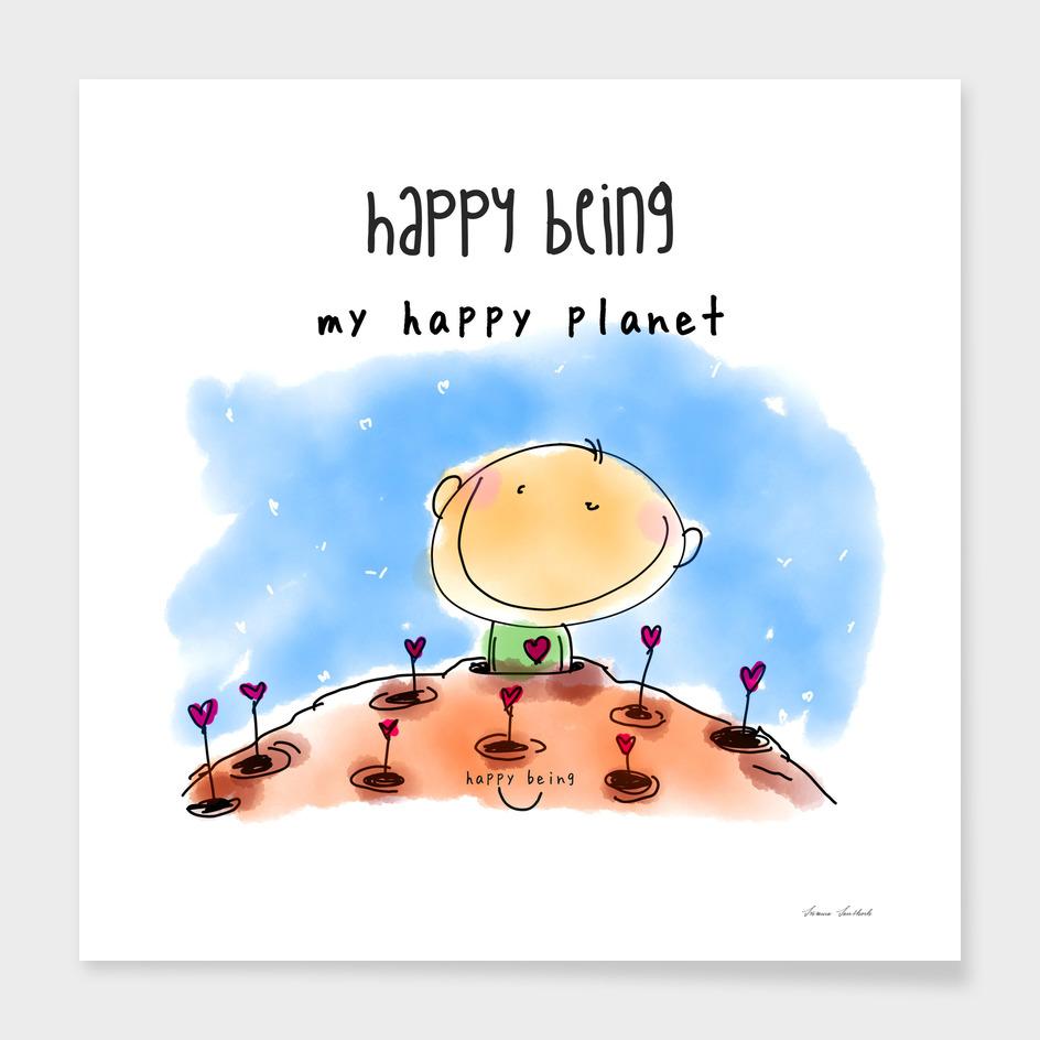 My Happy Planet