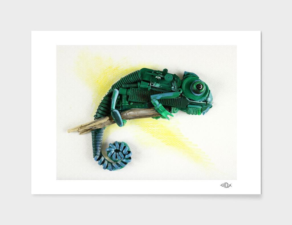 3D Chameleon