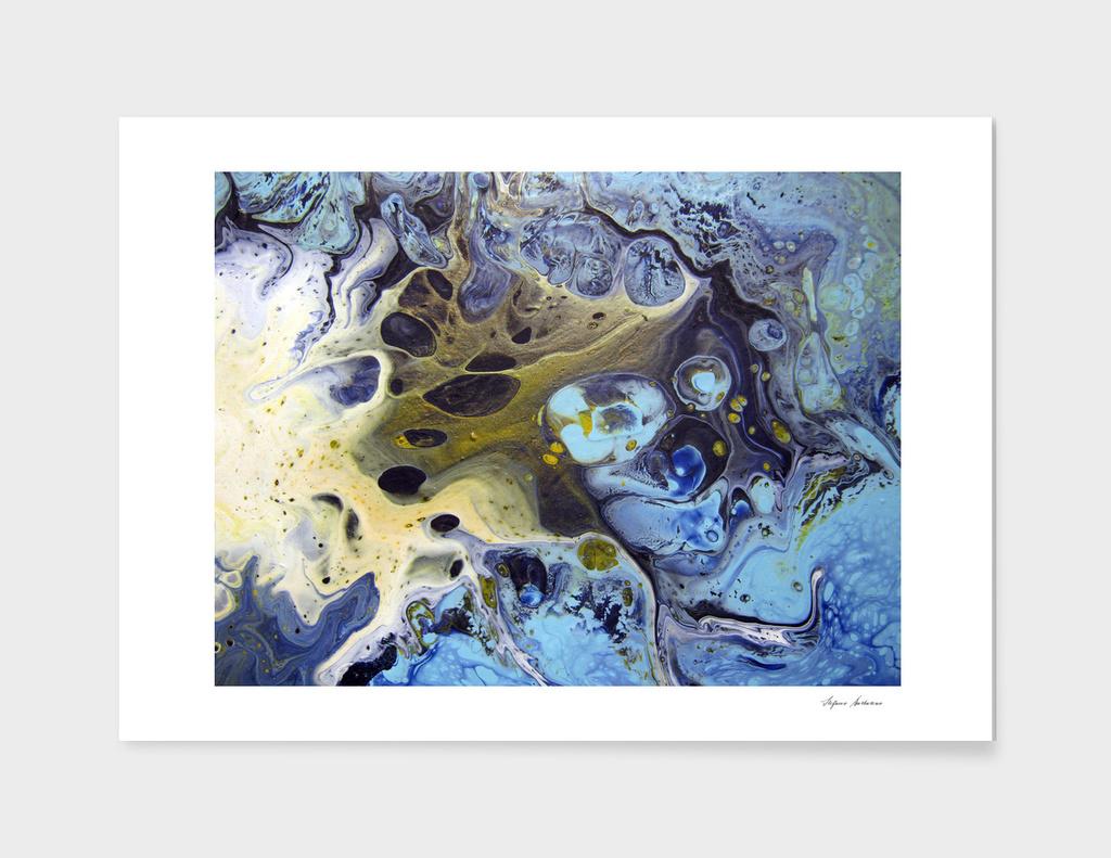 Nebula fragment