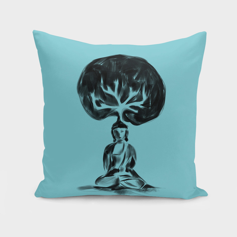 Cool Buddha - Moods of blue