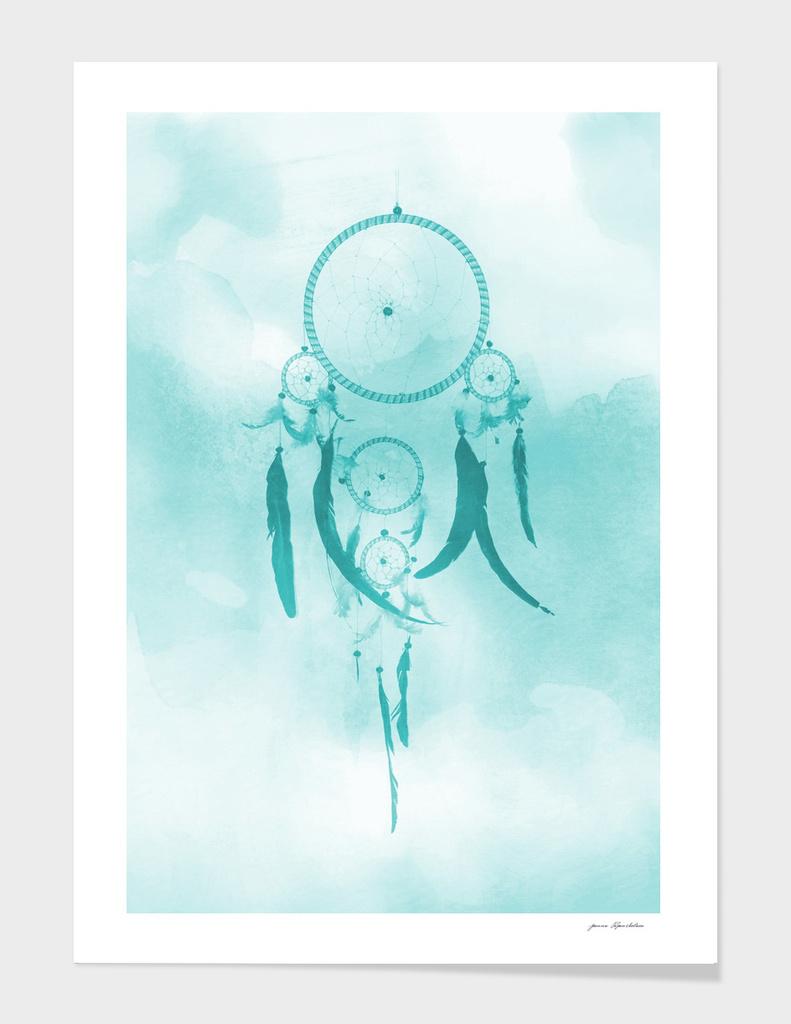 Dream Catcher Aqua