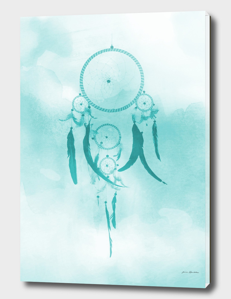 Dream Catcher Aqua