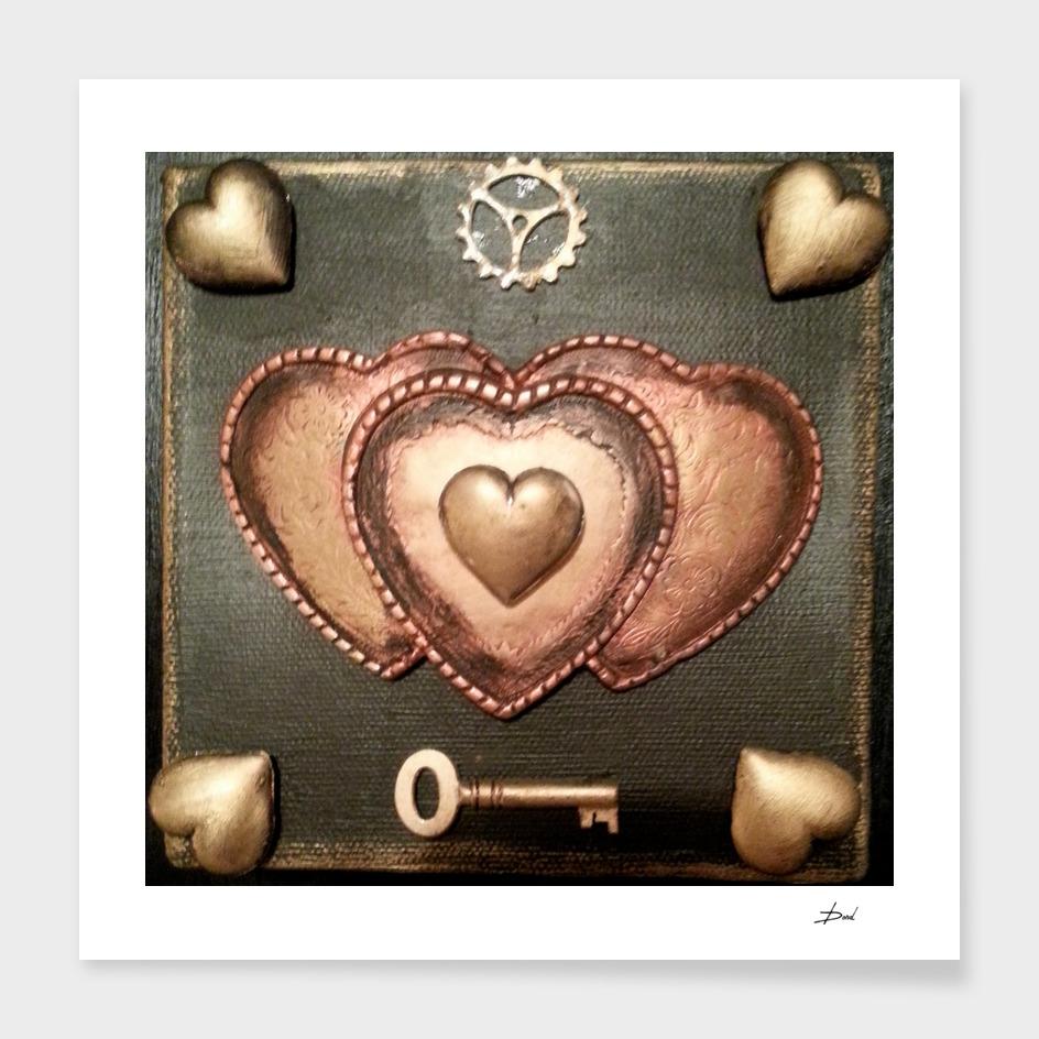 Steampunk Hearts