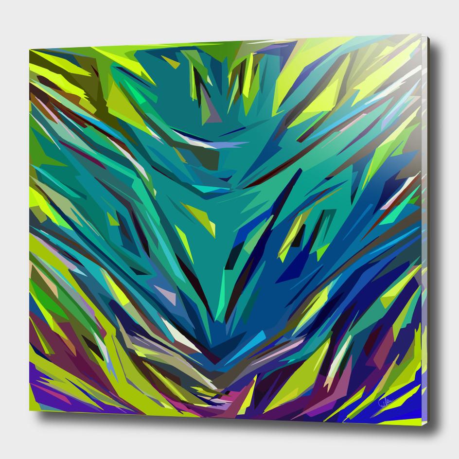 Polygonal Abstract
