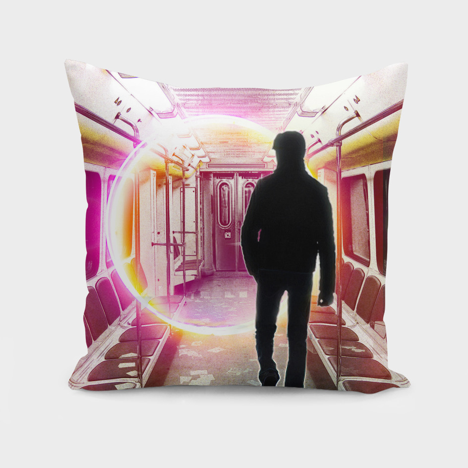 SUBWAY CAR 01