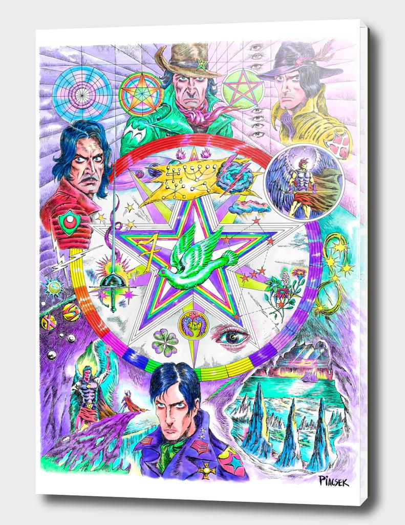 The Magic Circle of Raziel