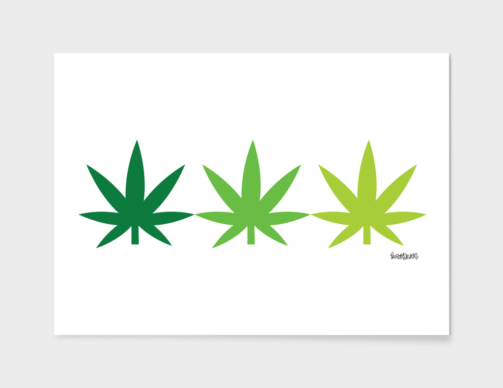 Pot Leaf 1-2-3