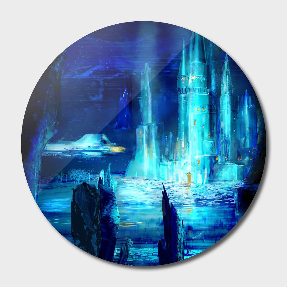 Aqua Castle