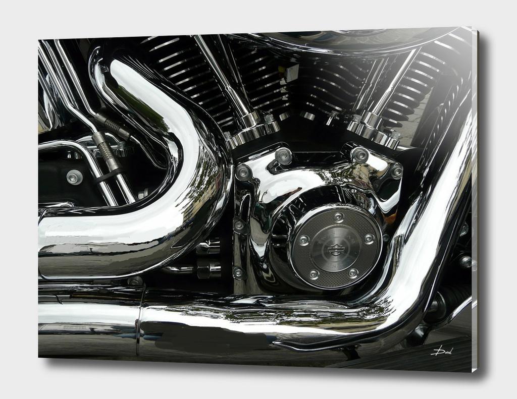 Silver Machine 1