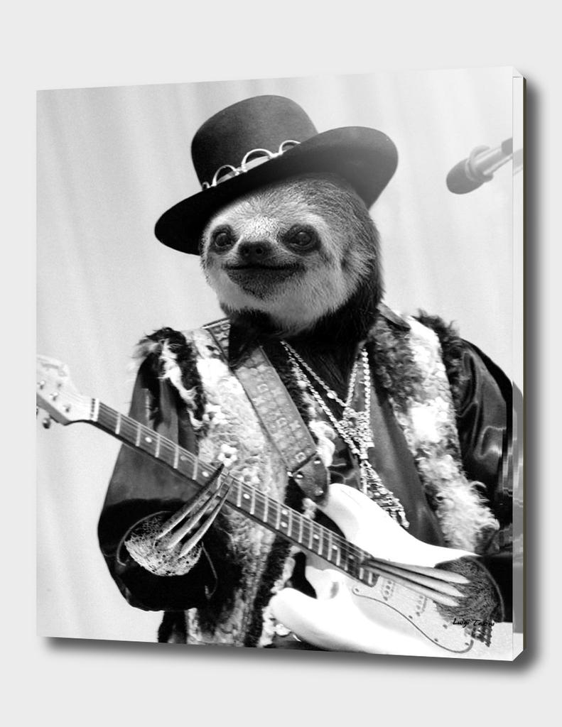 Rockstar Sloth #2