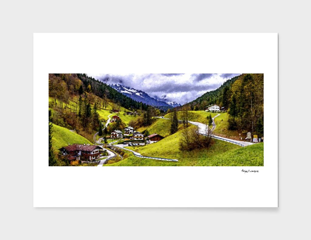 Maria Gern Village