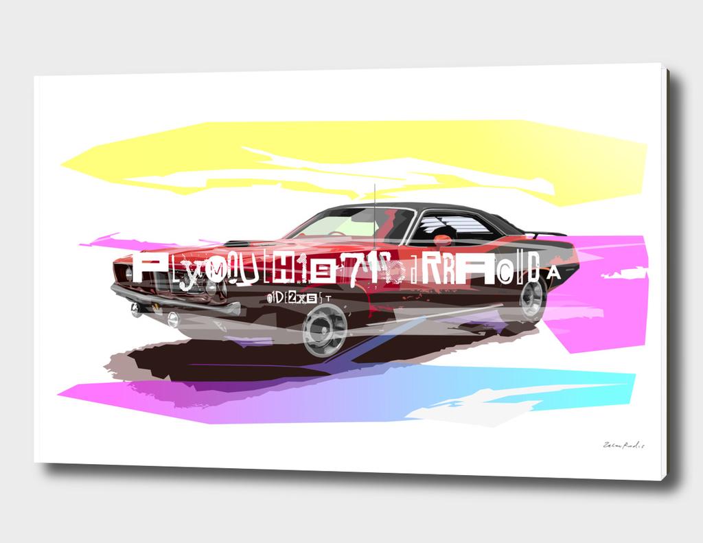 Barracuda Car