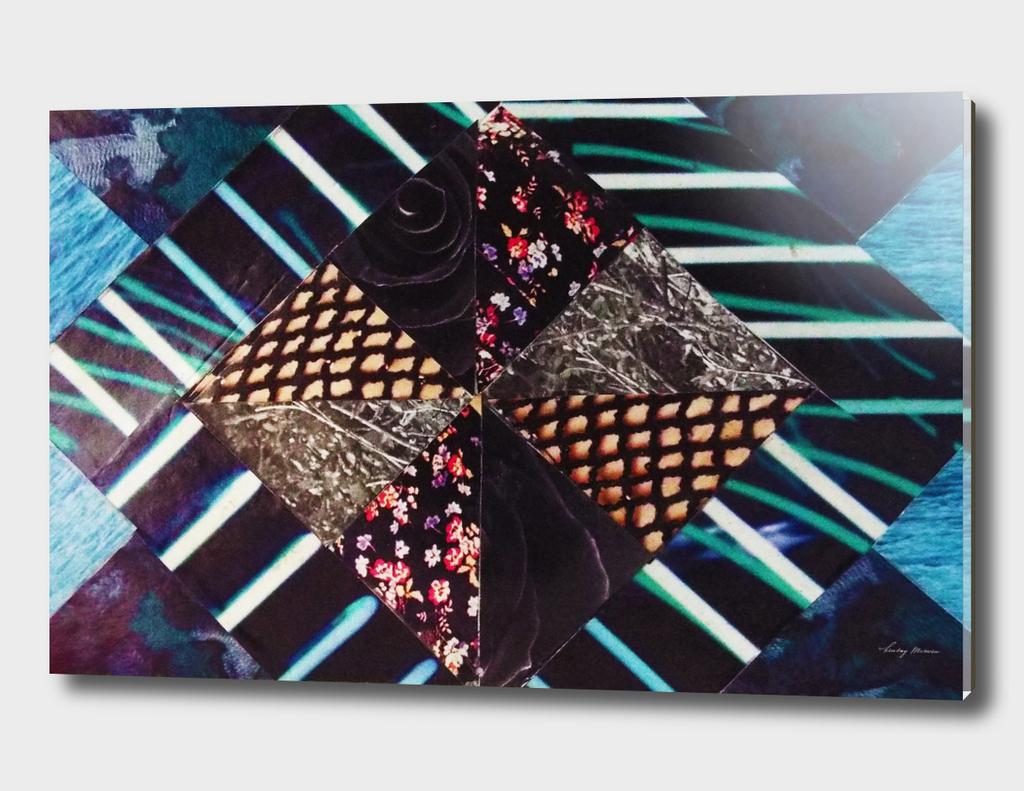 Texture Magazine Collage