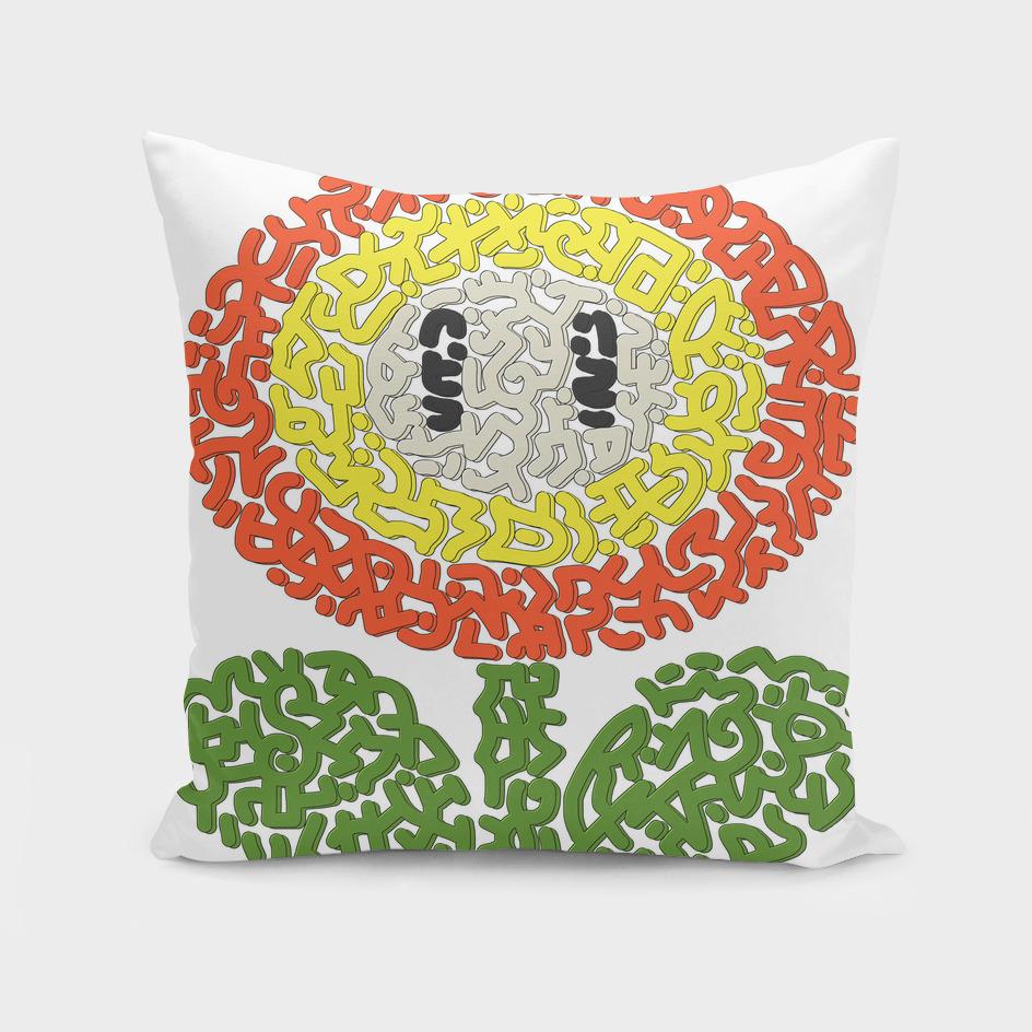 Mario's Flower of Fire