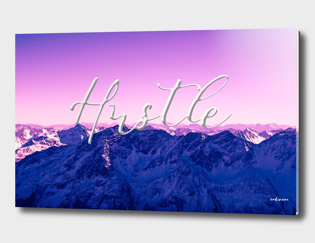 Ultra Violet Mountains - Hustle