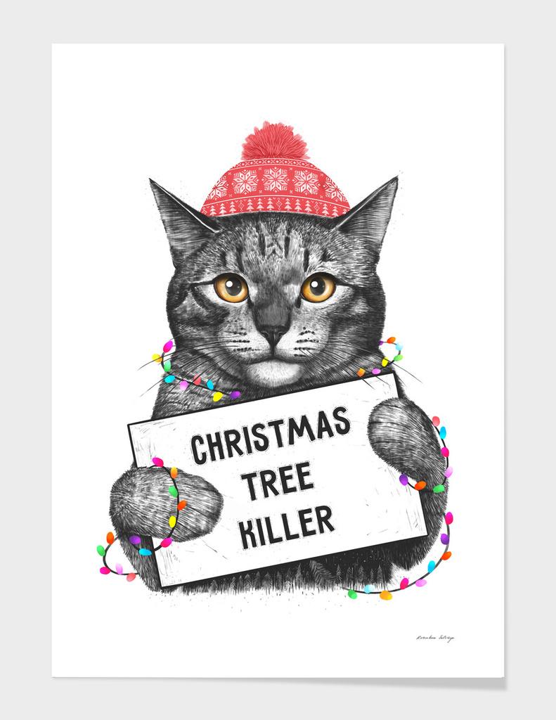 Christmas tree killer