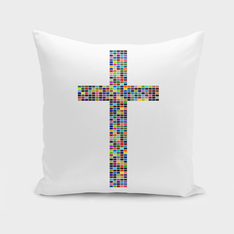 Multicoloured Cross