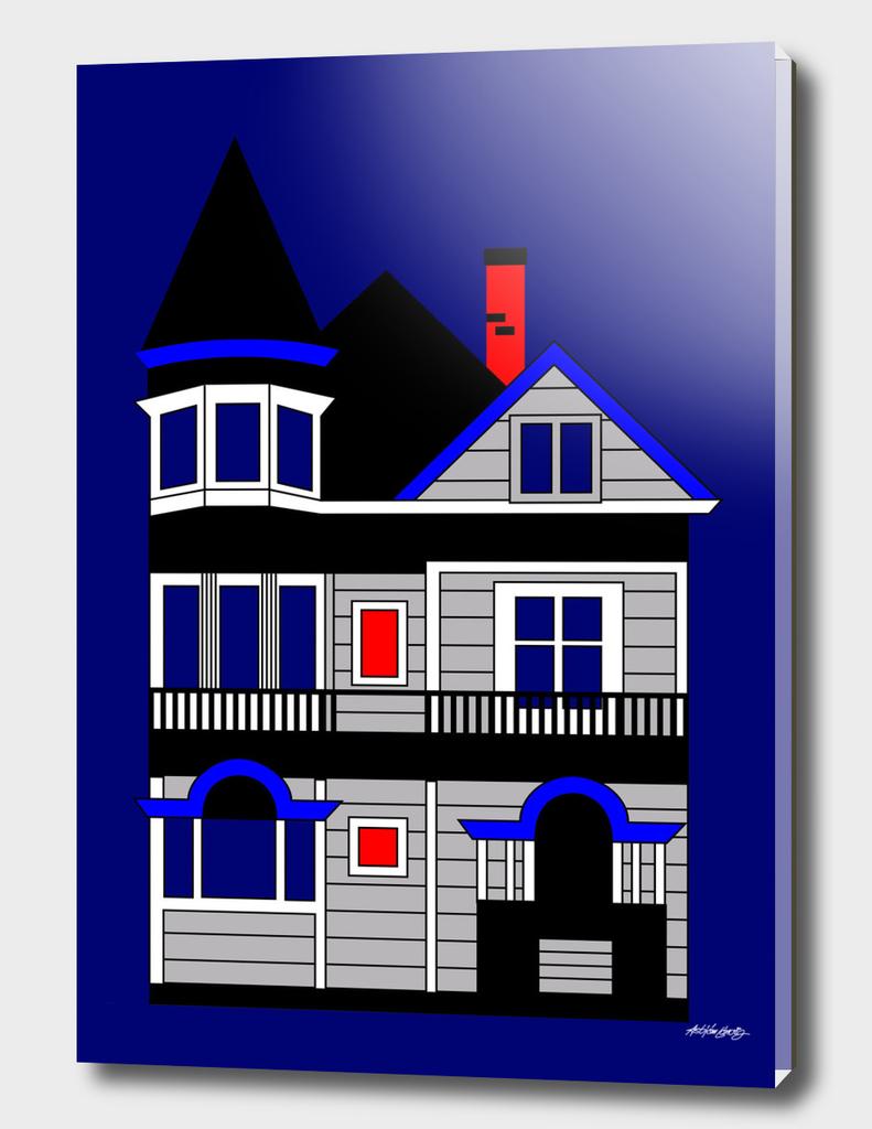 Victorian House San Francisco