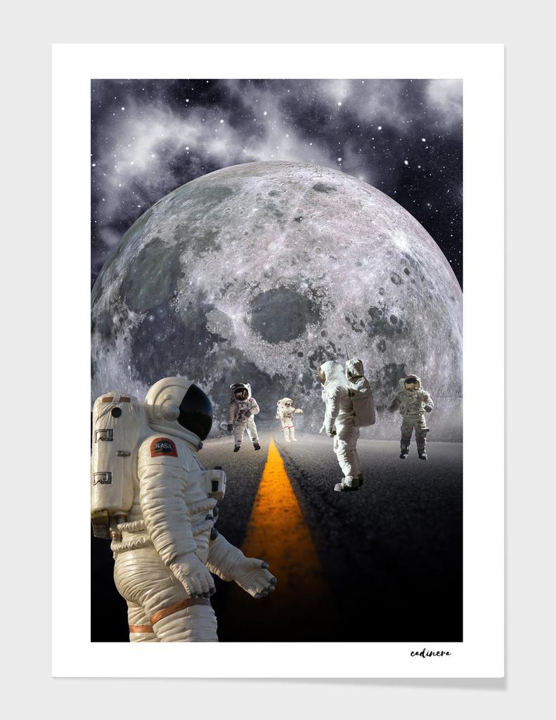 The Lost Astronauts