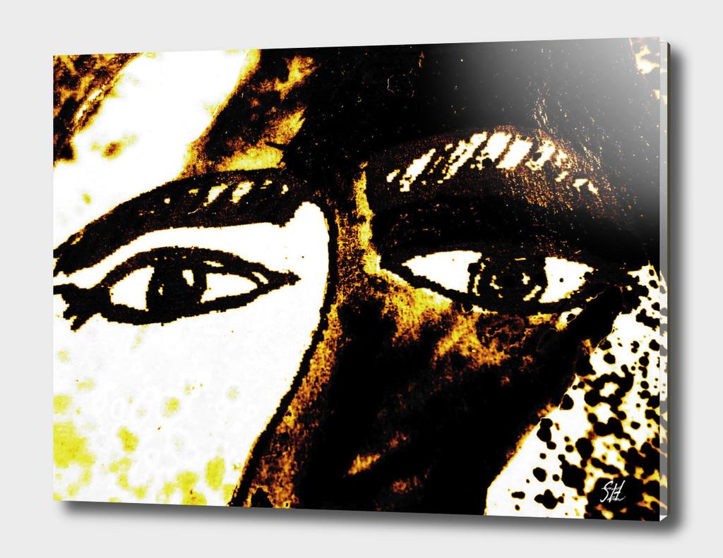 Edward's Eyes In The Sunlight