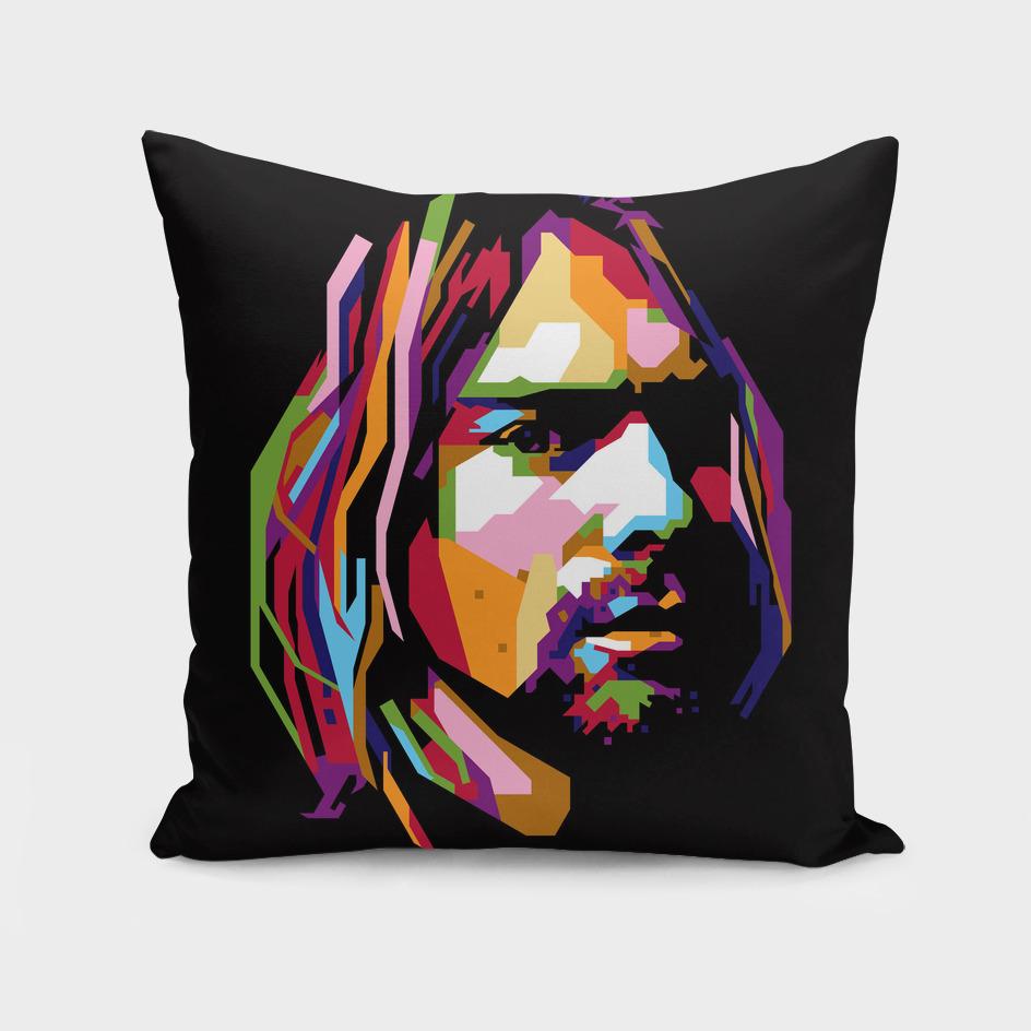 Kurt Cobain in WPAP