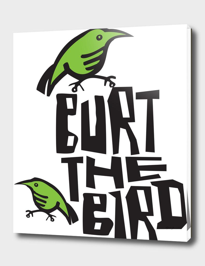 Burt the bird